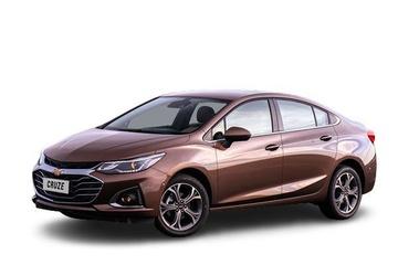 Chevrolet Cruze II Facelift Седан