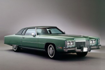 Cadillac Eldorado E-body II Купе