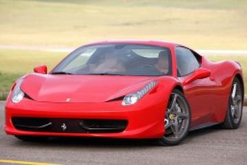 Ferrari 458 Italia Купе