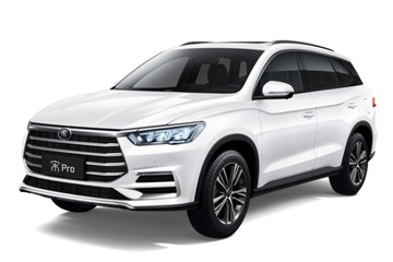 BYD Song Pro SUV