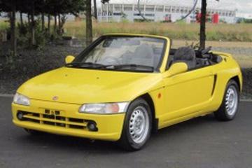 Honda Beat Convertible