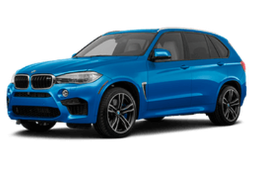 BMW X5 M F85 (F85) SUV