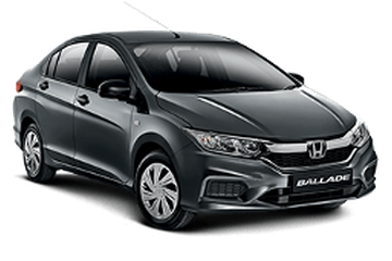 Honda Ballade GM6 Facelift Седан