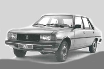 Peugeot 305 I Седан