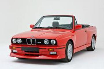 BMW 3 Series II (E30) Convertible