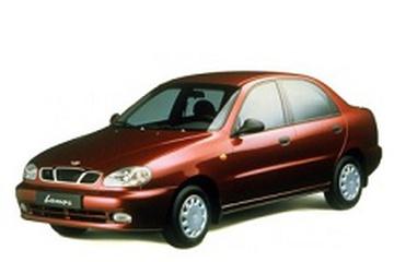 Daewoo Lanos T100/150 Седан