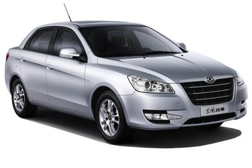 Dongfeng S30 Седан