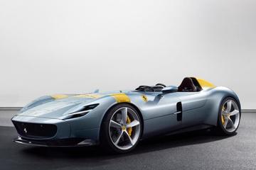 Ferrari Monza SP1 Special Design