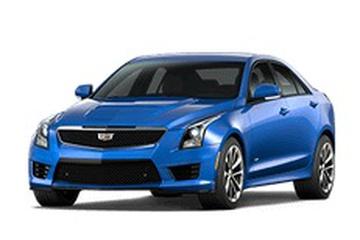 Cadillac ATS-V GM Alpha Седан