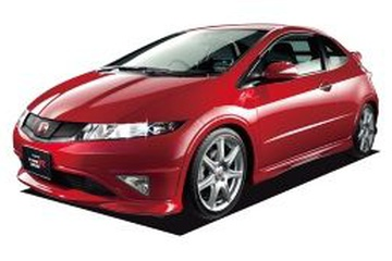 Honda Civic Type R FN Hatchback