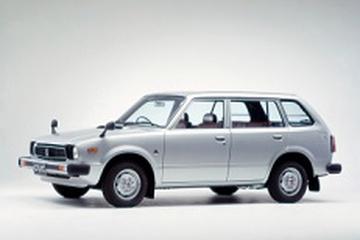 Honda Civic SB1/SG/SE/VB Фургон