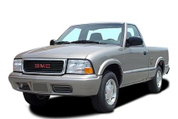 GMC Sonoma GMT400 Pickup