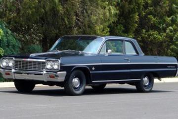 Chevrolet Bel Air V Facelift Купе
