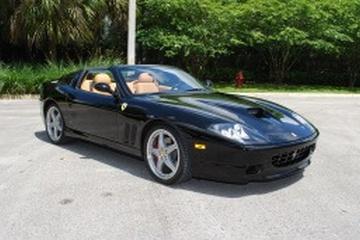 Ferrari 575M Superamerica Convertible