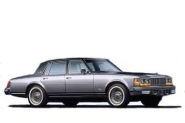 Cadillac Seville K-body I Седан
