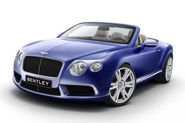 Bentley Continental GTC II Convertible