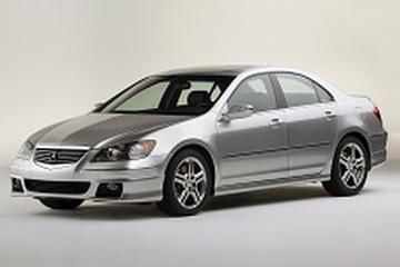 Acura RL KB1 Седан