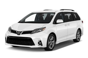 Toyota Sienna III (XL30) Facelift MPV