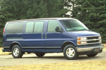 Chevrolet Express 2500 Фургон