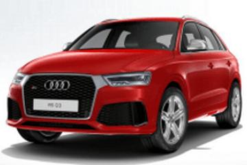 Audi RS Q3 8U Facelift SUV