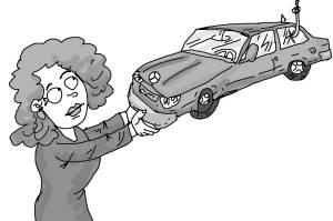 女车主遇到诈骗时该怎么办?