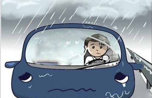 汽车车灯起雾及进水的区别和处理方法?