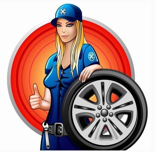 轮胎在使用中应注意做哪些检查?