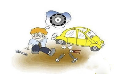 如何更换汽车轮胎?