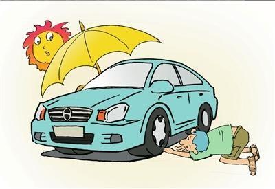 自驾游结束后为什么要检查轮胎?