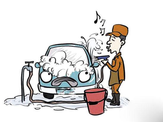 车身清洗的方式及洗车时机?