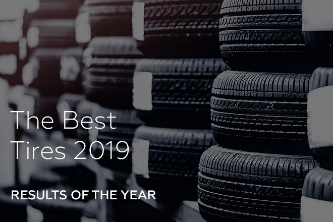 The Best Tires 2019: Results of the Year