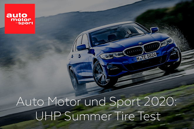 Auto Motor und Sport 2020: UHP Summer Tire Test - 225/45 R18