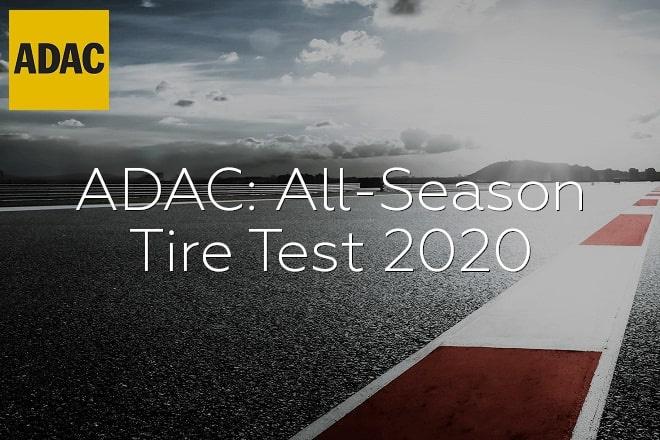 ADAC: All-Season Tire Test 2020