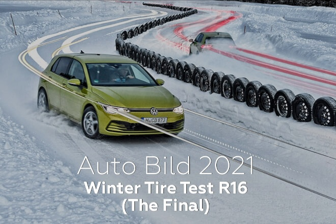 Auto Bild 2021: Winter Tire Test R16 (The Final)